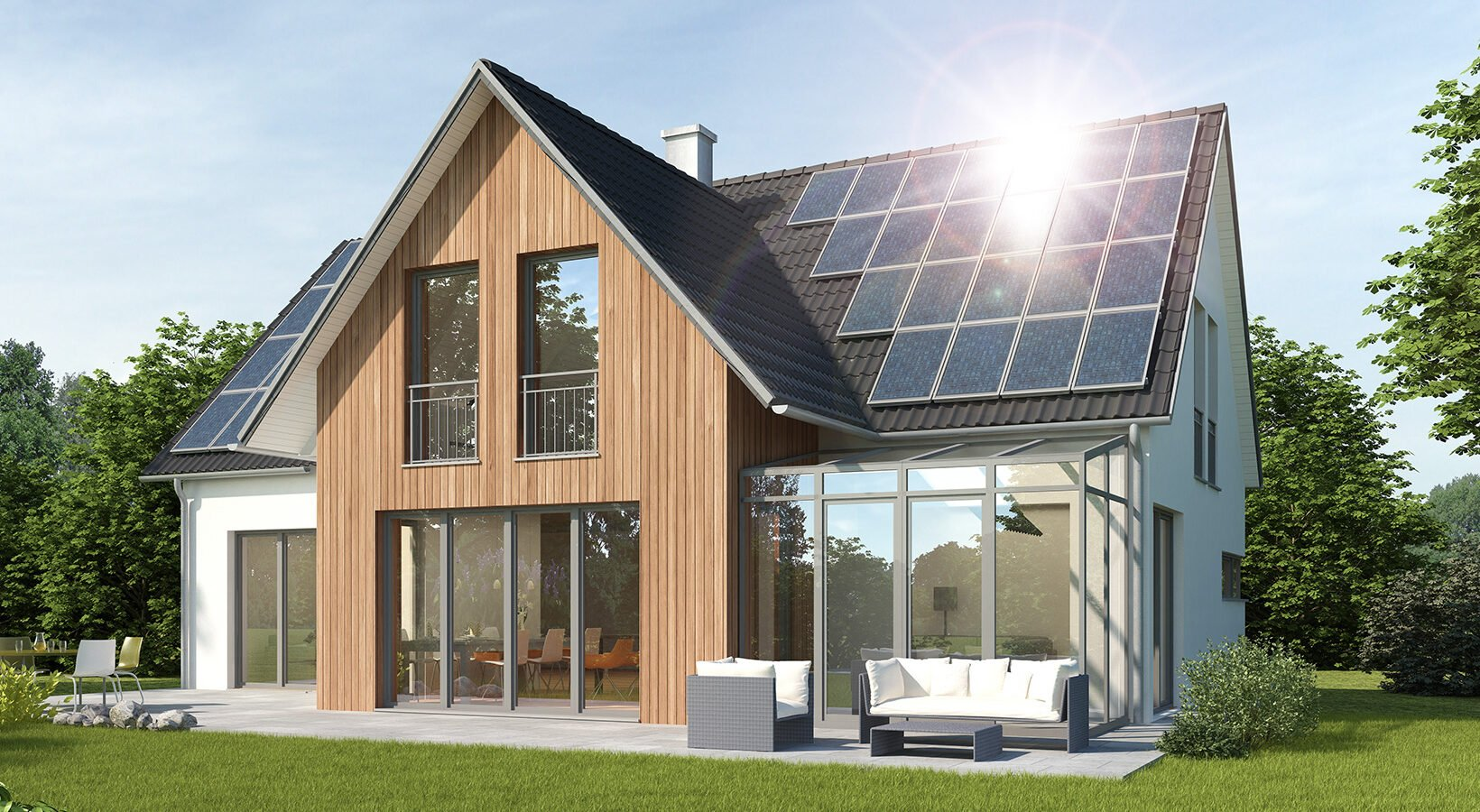 Erneuerbare Energien - Komfort - 01