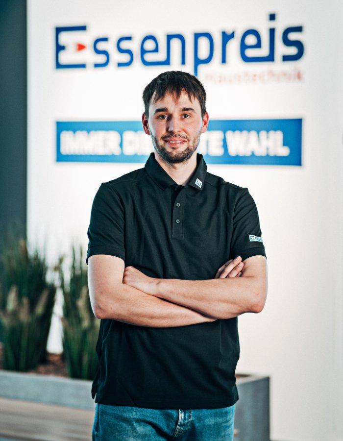 Matthias Erck - Essenpreis Klima & Lüftung