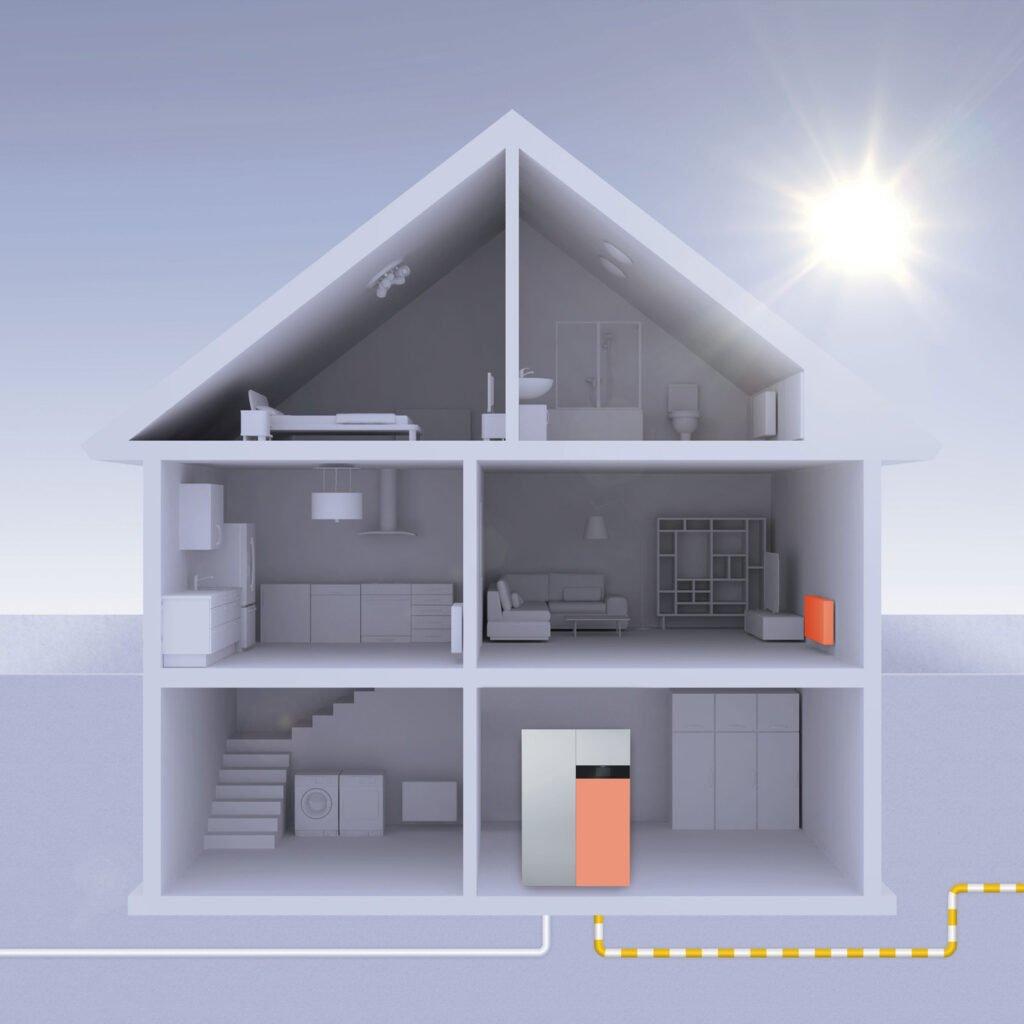 Heizung & Sanitär - Brennstoffzelle - 01