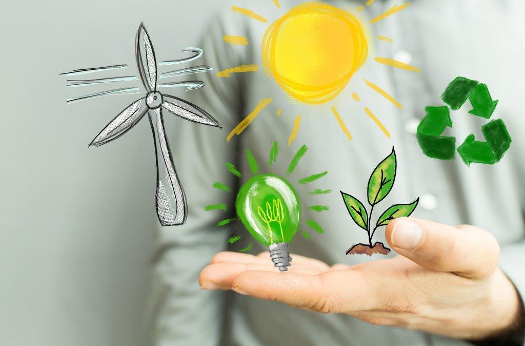 Erneuerbare Energien - Anspruch